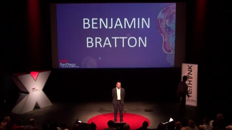 Benjamin Bratton
